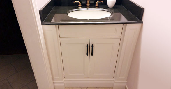 Custom Bathroom Vanities Kitchener Waterloo home renovations and fine carpentry services in kitchener waterloo